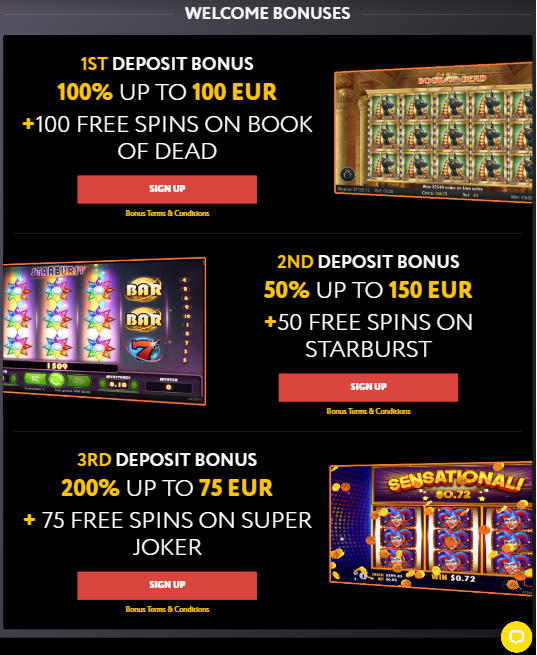 Betsedge casino bonus