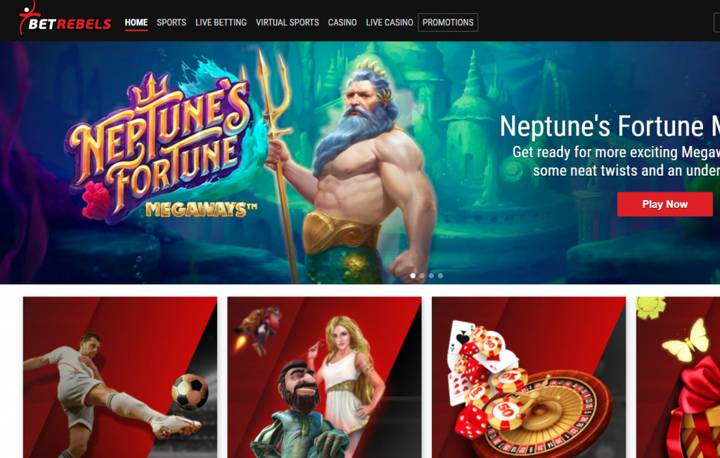 Betrebels casinoutanlicens.com