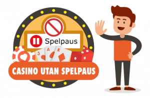 casinos without spelpaus